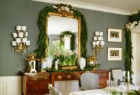10 Ways to Decorate with a Garland - Tips from a Typical Mom