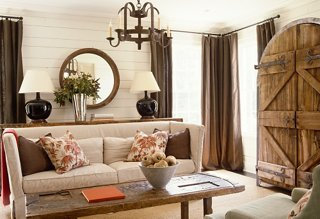 living room decor styles wall color ideas tips for nailing napa style decorating photo by simon upton the interior archive