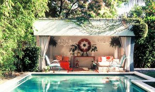 Anatomy Of A Room A Picture Perfect Pool House – One Kings Lane