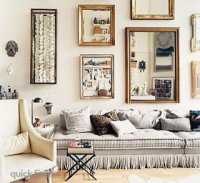 10 Ideas for Decorating with Mirrors - Stance: Studies on ...