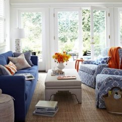 Modern Country Decor Living Rooms White Room With Brown Furniture Takes On English