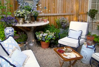 Small Space Garden Ideas