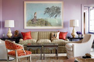 Lavender Paint Ideas for your Home