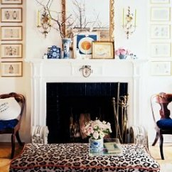 Leopard Print Living Room Extension Cord The Five Hottest Ways To Use Photo By Lonny Com