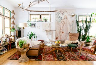 bohemian style living room wine country decorating you ll never think of the same way again one kings adding to airy feel space white walls in this light