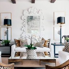 Leopard Decor For Living Room Making A Window Between Kitchen And The Five Hottest Ways To Use Print