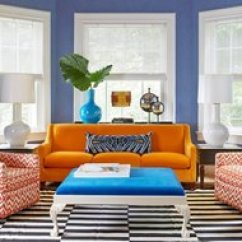 Orange Living Room Designs Best Sets These 6 Lessons In Color Will Change The Way You Decorate One