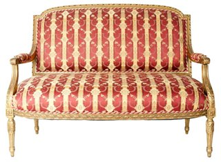regency sofa john lewis grey fabric australia furniture one kings lane early 19th c louis xvi style settee