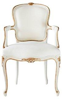 louis xv chair plastic covers australia one kings lane regent armchair antiqued white