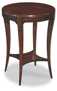 mahogany side tables living room designs in nigeria addison table standard furniture one kings lane