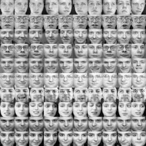 Face database for facial recognition algorithms