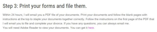 Print your forms