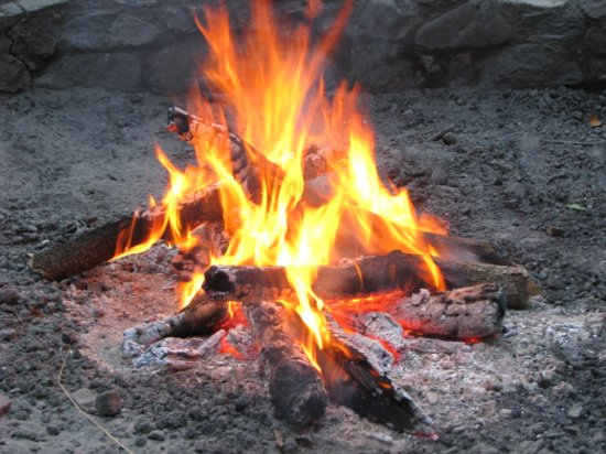 Image result for firewood burning