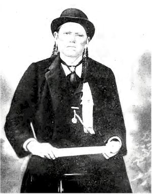 Quanah Parker, Chief of the Comanche