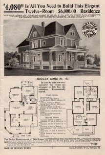 Sears and Roebuck House Plans
