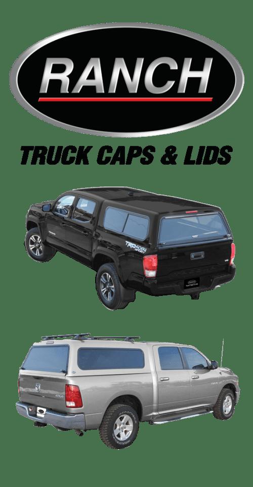 Ranch caps toppers camper shells OKC