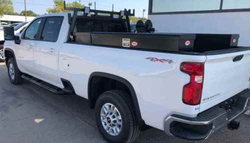 Truck upfit at Oklahoma Upfitters in OKC