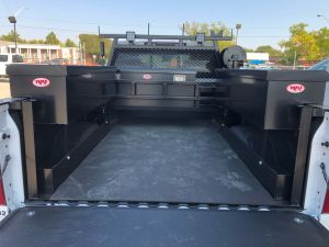 truck bed insert by oklahoma upfitters
