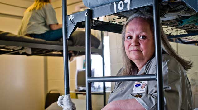 Teresa Malone will be eligible for parole in 2015, after serving roughly a third of her 35 years for possessing illegal drugs with the intent to distribute.