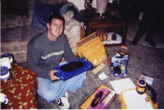 Brian Bolding in 2000.
