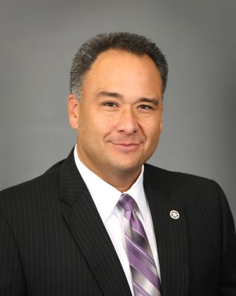 Oklahoma Health Care Authority CEO Nico Gomez