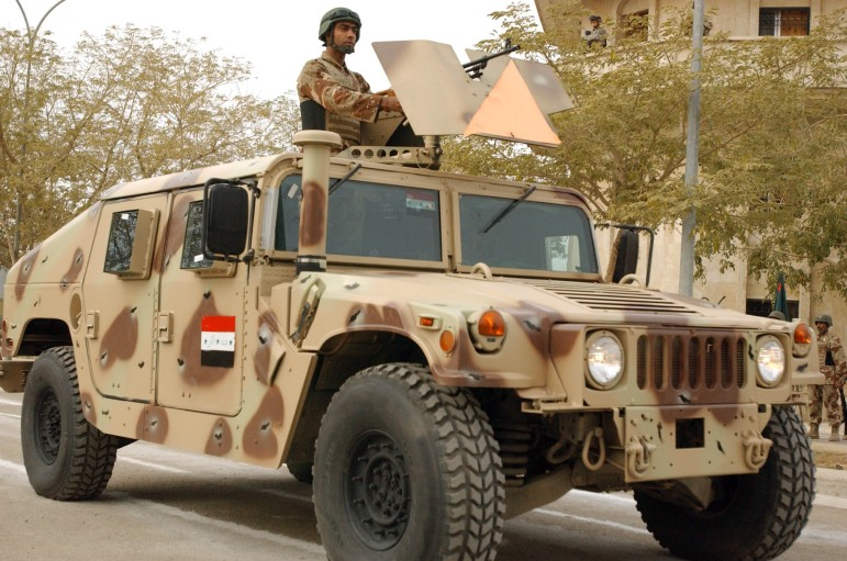 Military - Humvee