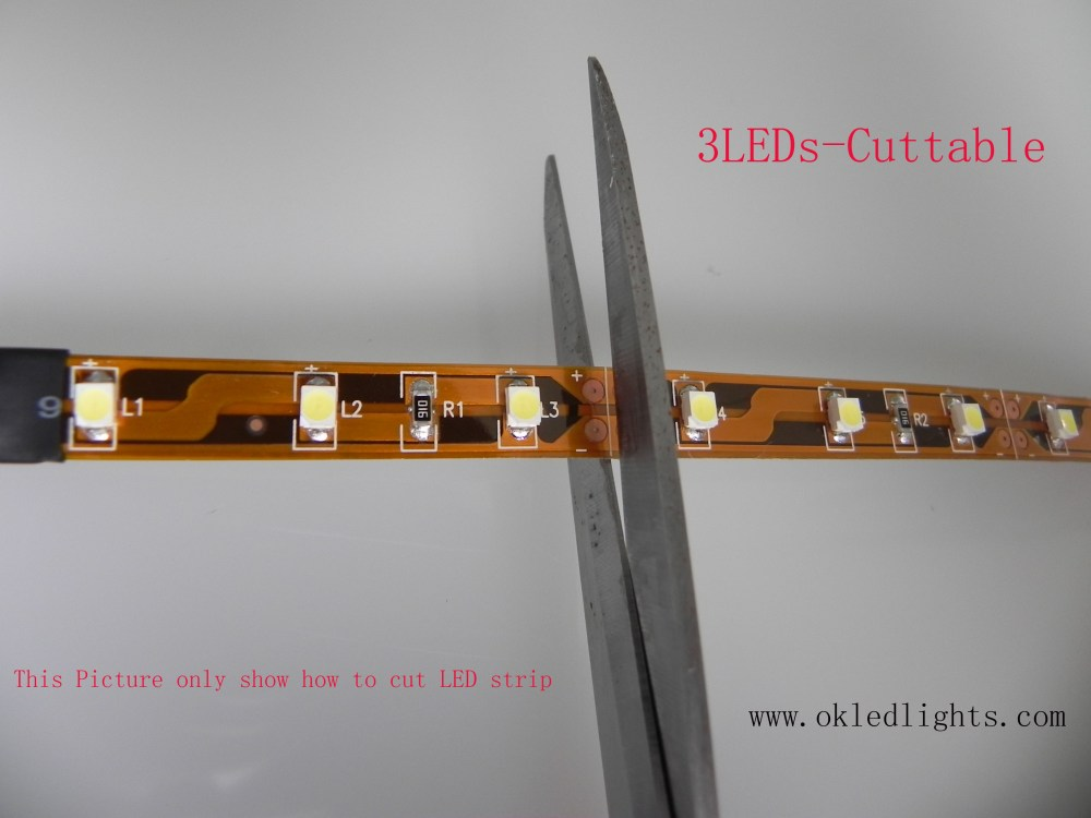 medium resolution of can you cut led strips