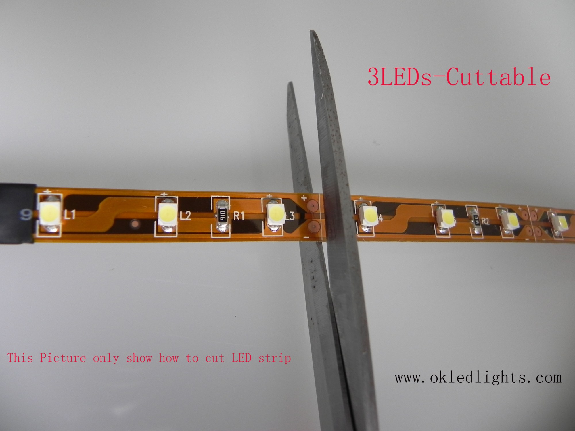 hight resolution of can you cut led strips