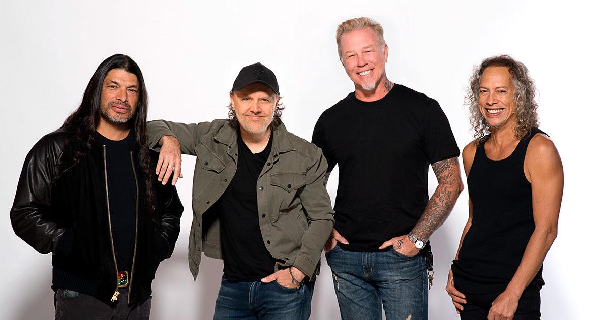 Metallica trabalha em novo disco