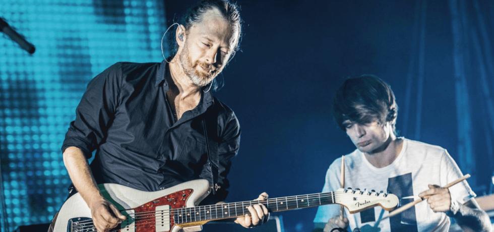 Disco do Radiohead é eleito o melhor dos últimos 35 anos