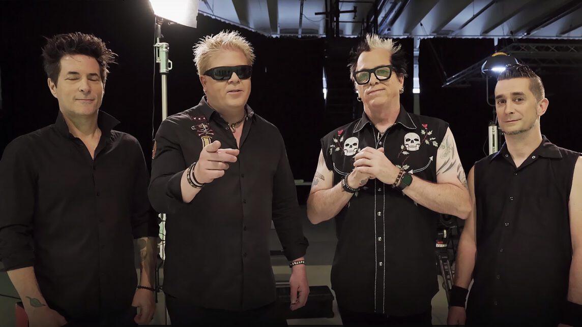 The Offspring regrava clássico natalino