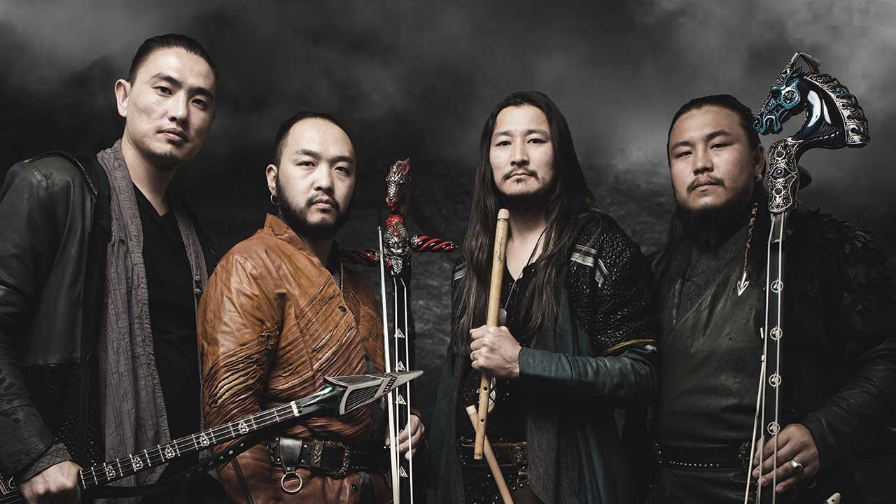 Banda lança incrível versão de Sad But True do Metallica em estilo mongol