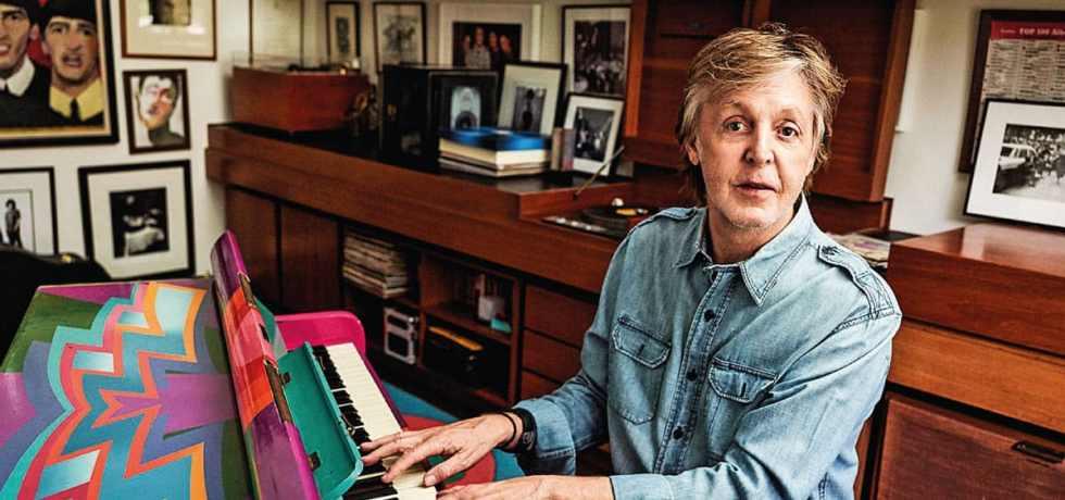 Paul McCartney, Imagine Dragons e mais 15 lançamentos; ouça agora