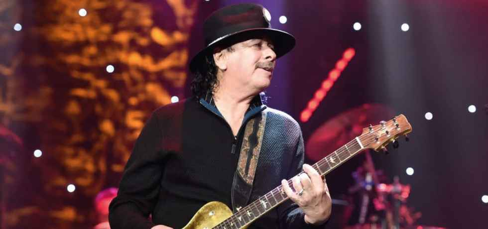 Vem novo álbum do Santana aí e tem participação de Kirk do Metallica