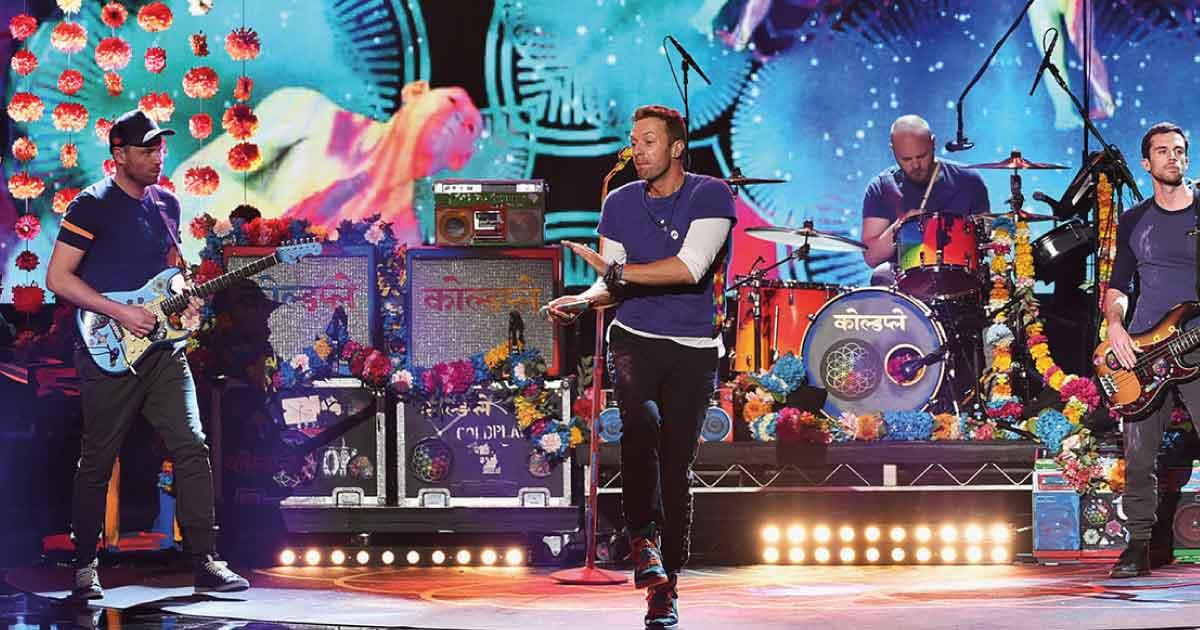 Coldplay está confirmado no Rock in Rio 2022, diz jornalista