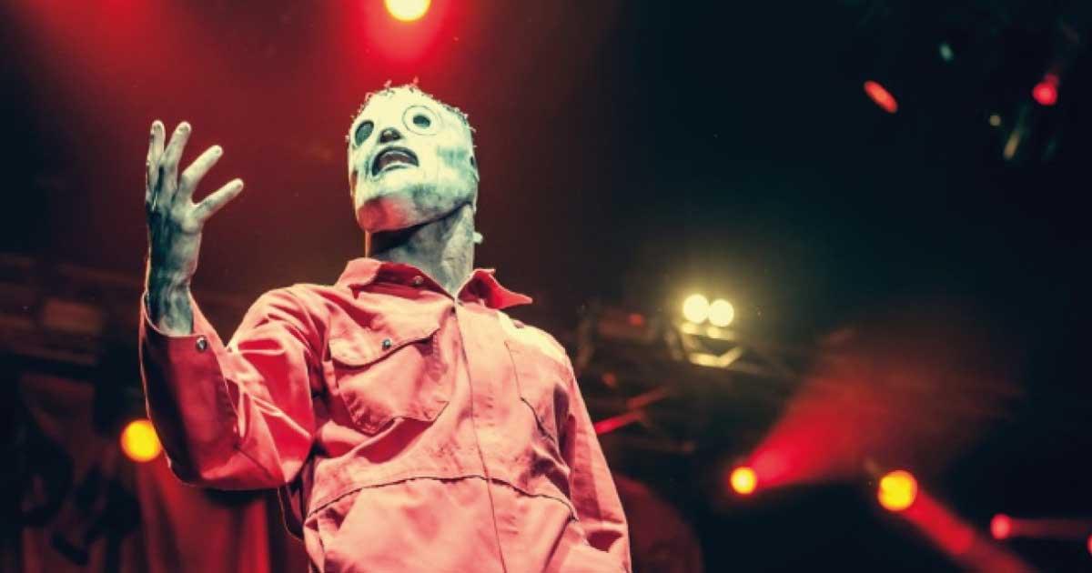Corey Taylor do Slipknot defende Lars Ulrich no caso Napster