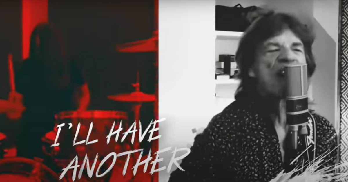 Mick Jagger e Dave Grohl lançam colaboração; ouça