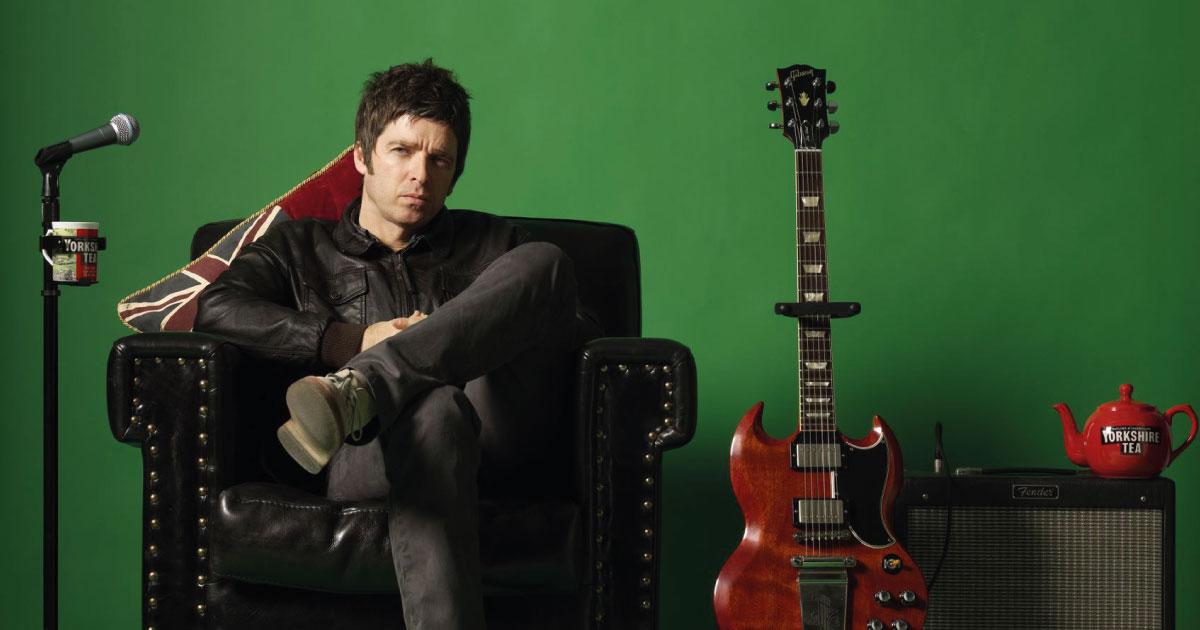 Noel Gallagher indica lançamento de nova música