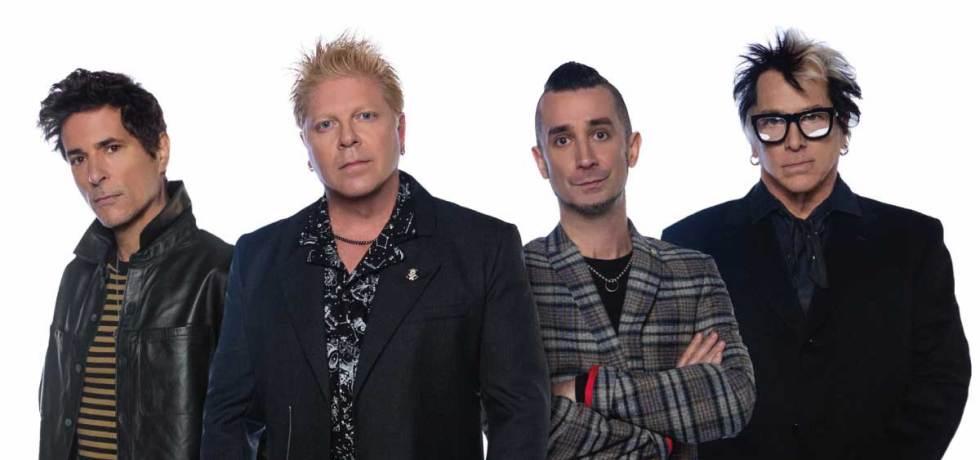 Offspring entrega muito pouco em novo disco