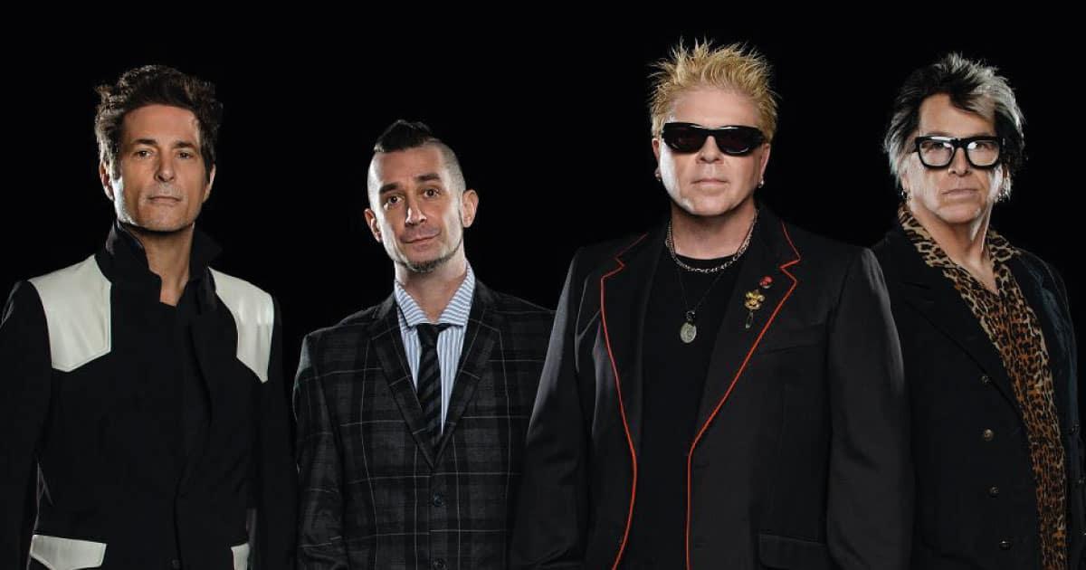 """The Offspring: novo disco é um """"reflexo do mundo em que vivemos"""""""