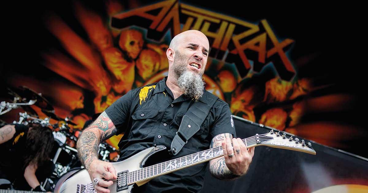 Anthrax: guitarrista sentiu ciúme quando ouviu Metallica pela primeira vez