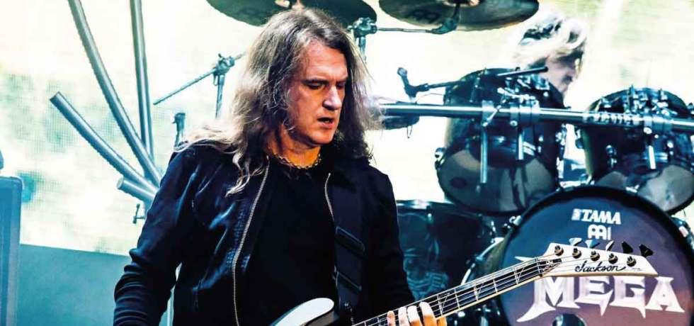 Baixista do Megadeth é acusado de assédio sexual e banda emite comunicado