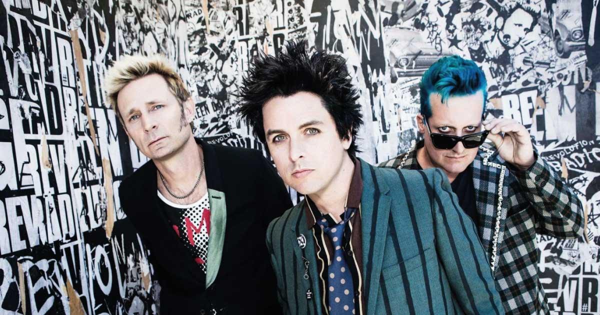 Green Day e Volbeat encabeçam line-up de festivais alemães