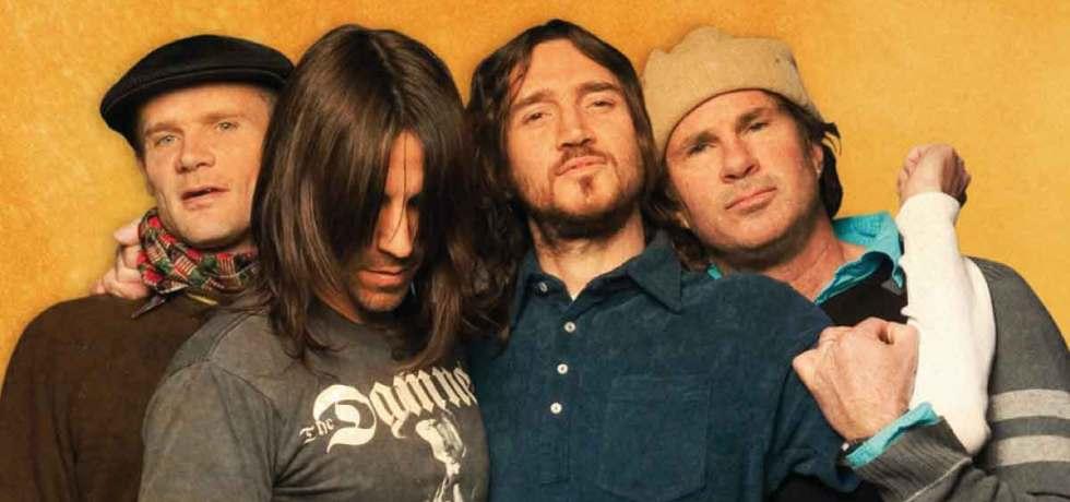 Red Hot Chili Peppers negocia o seu catálogo