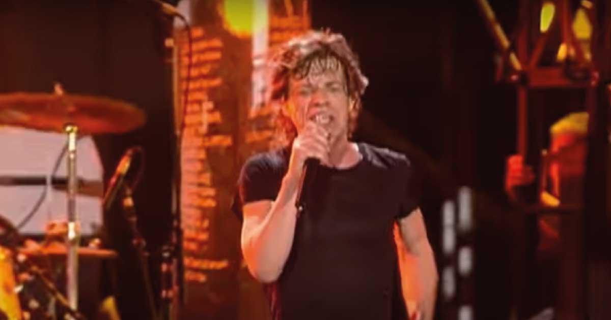 Rolling Stones lançam EP com registro de show histórico no Rio de Janeiro