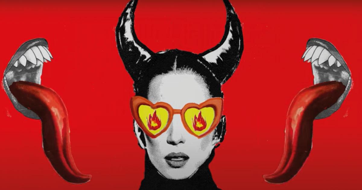 """Shirley Manson canta sobre """"conflitos internos"""" em novo single do Garbage"""