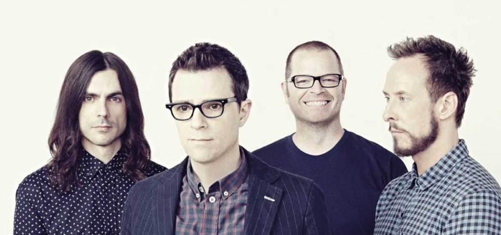 Weezer promove festa virtual de lançamento do novo álbum