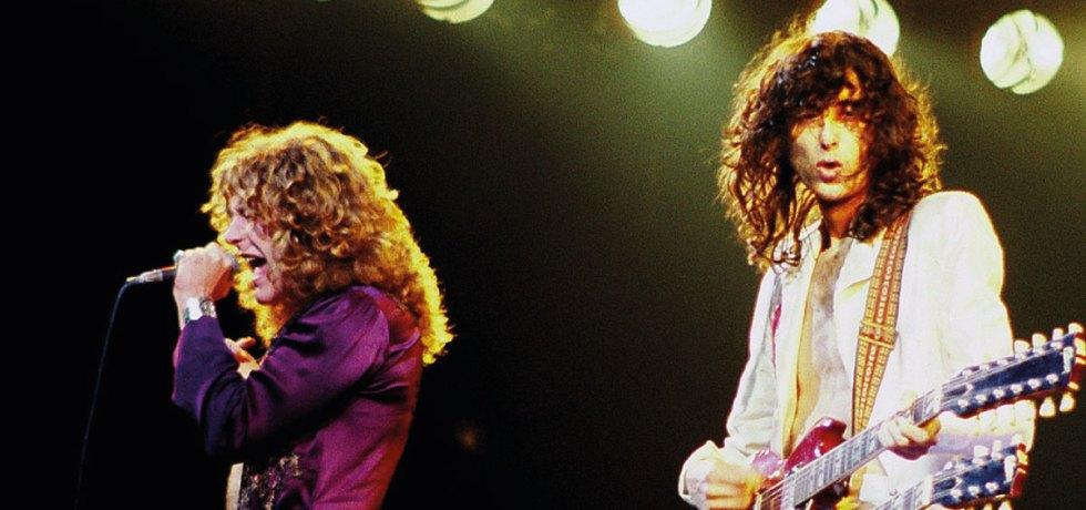 Fãs elegem dos 50 melhores riffs de guitarra da história e Led Zeppelin fica em primeiro