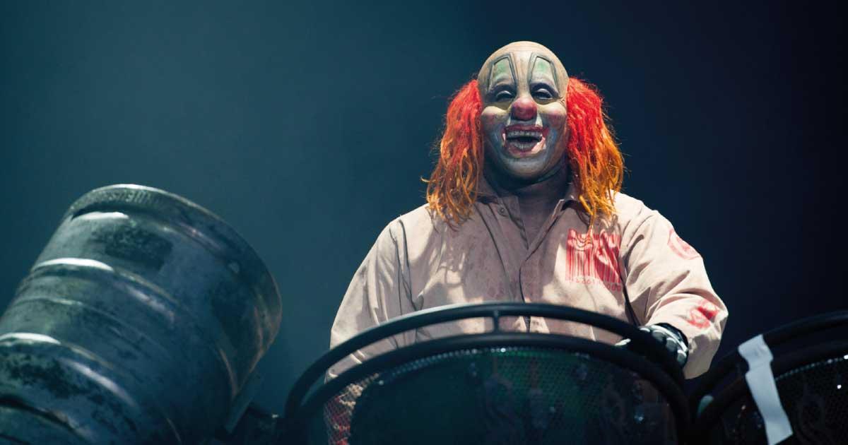 Novo álbum do Slipknot está quase pronto diz Clown
