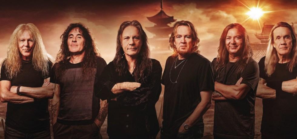 Iron Maiden - Senjusu